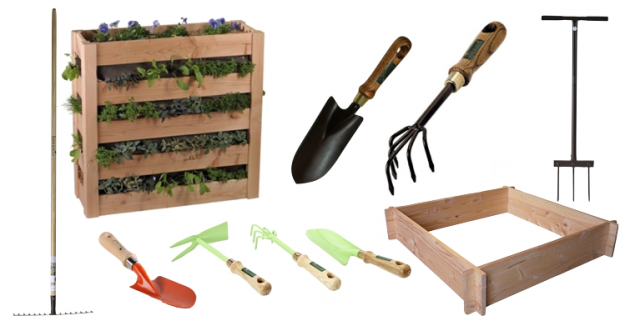 Outils de jardinage made in france clem around the corner for Nom outil de jardinage