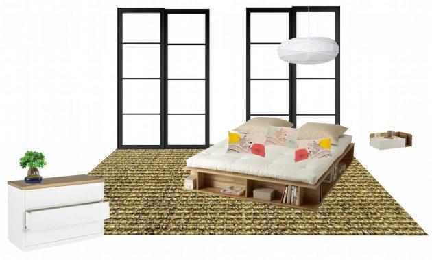chambre japonaise 3 id es pour s 39 inspirer clem around. Black Bedroom Furniture Sets. Home Design Ideas
