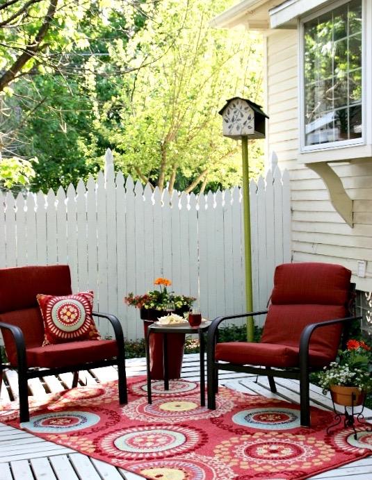 faire une terrasse en palette blog d co clem around the