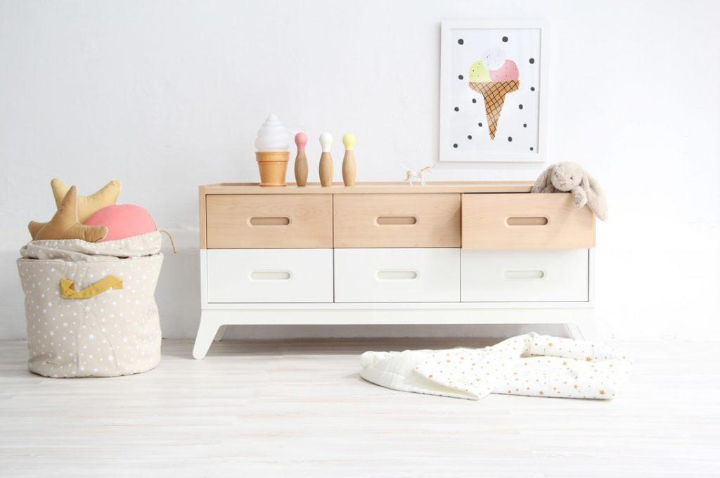 Nobodinoz décoration chambre enfant en bois