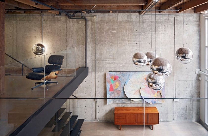 Bien-aimé Atelier loft : 10 appartements pour s'inspirer - Blog Deco Clem EU41
