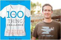 Vivre avec 100 objets : le challenge de David Michael Bruno
