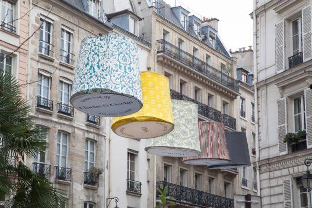 Parcours exposition Ultra lin Paris