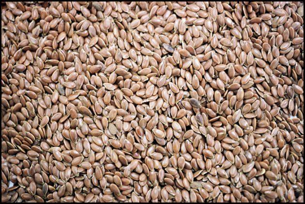 graine de lin semence pour fabriquer des diy - blog déco - clem around the corner