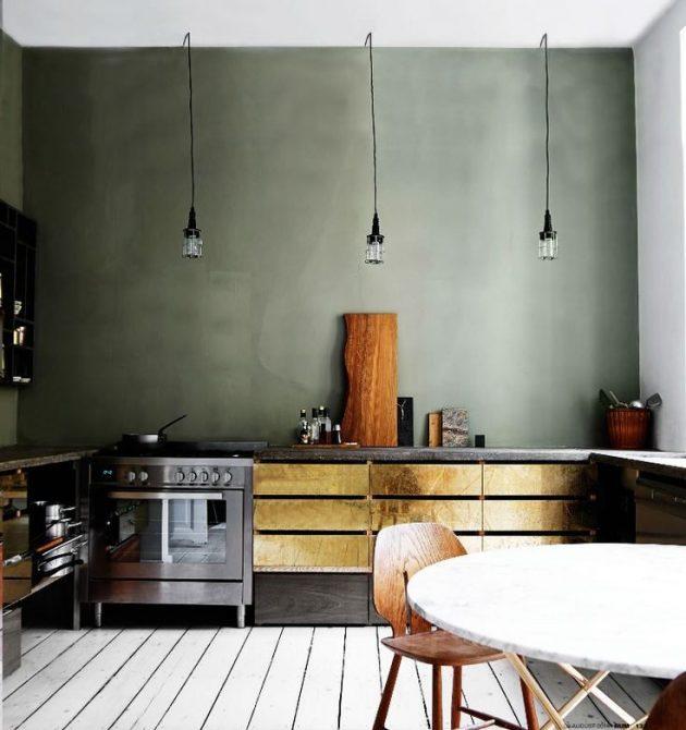 Tendance blog deco maison le gris vert