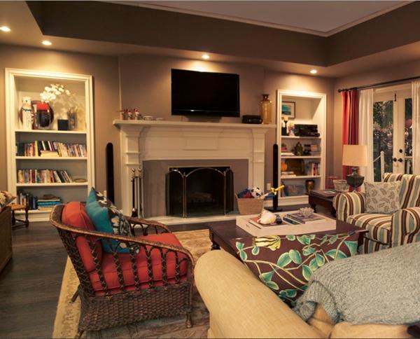modern family dunphy deco maison
