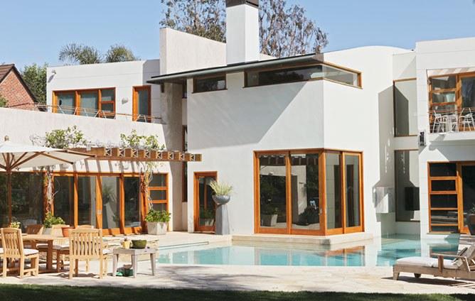 modern family jay gloria deco maison