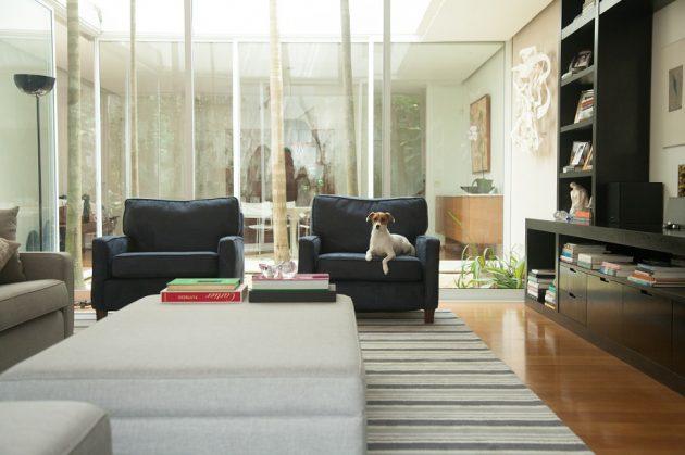 La maison de Chris Francini vue par Westwing