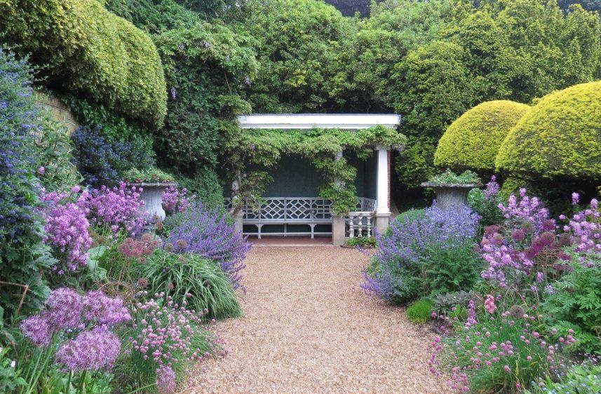 comment créer un jardin à l'anglaise chez soi