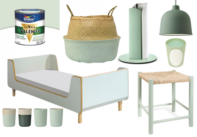 tendance deco le gris vert blog deco clem around the