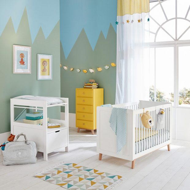 Id e d co chambre gar on blog deco clem around the corner - Idee deco pour chambre bebe fille ...
