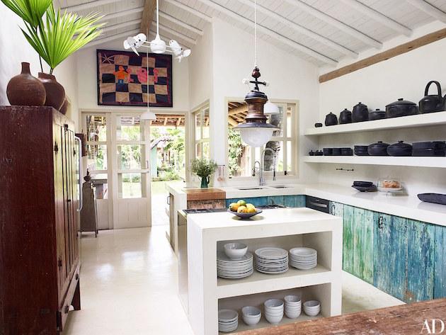 Anderson Cooper visite maison au Brésil
