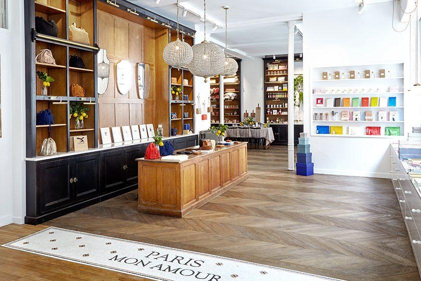 magasins connectés à Paris Appartement Sézanne