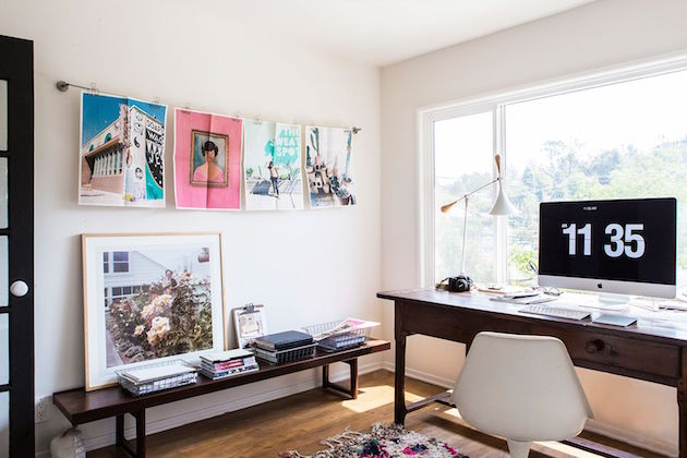Visite appartement SFGirlbyBay Los Angeles