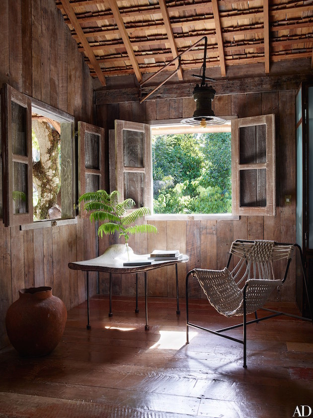 anderson cooper sa maison au br sil blog deco by clem. Black Bedroom Furniture Sets. Home Design Ideas