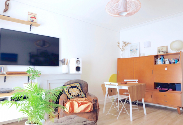 appartement deco mix and match paris