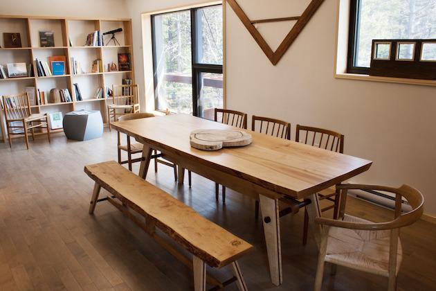 Eco construction visite une maison durable