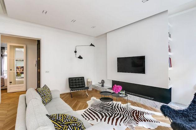 Avant Après : la renaissance d'un appartement haussmannien