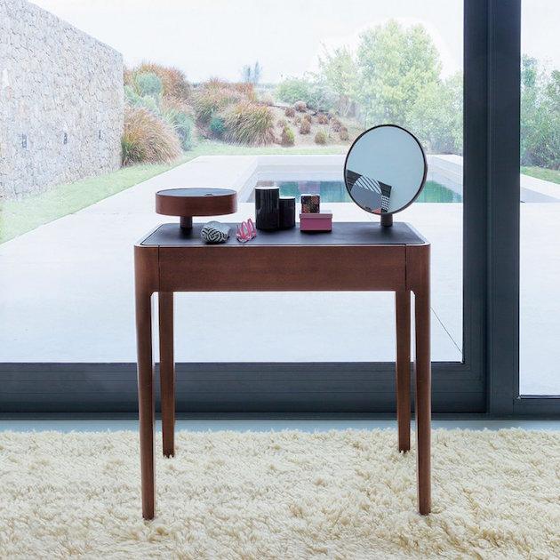 coiffeuse ampm. Black Bedroom Furniture Sets. Home Design Ideas