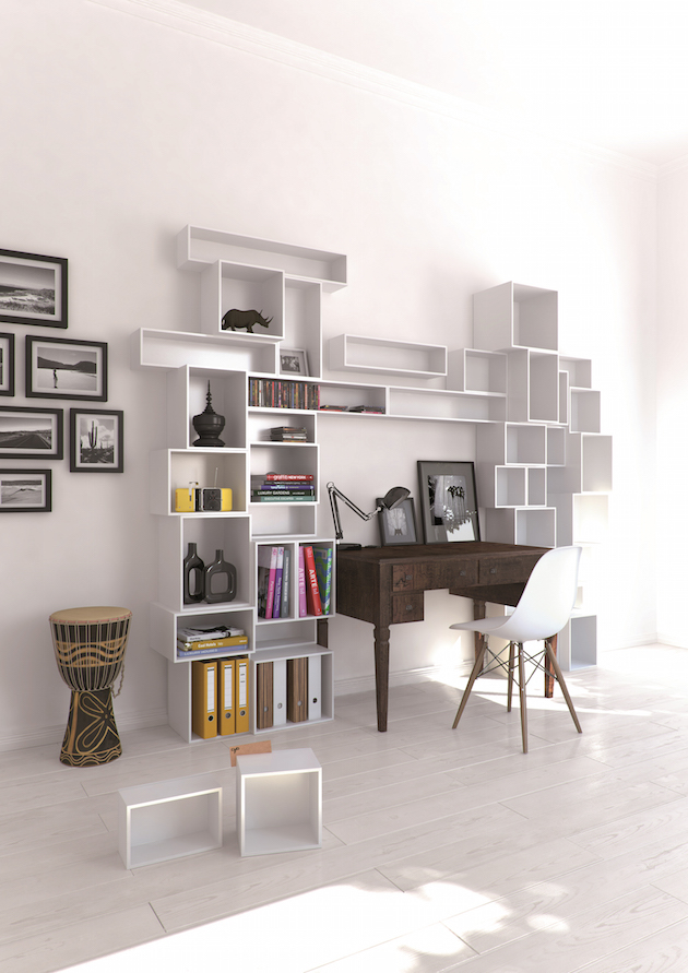 cubit meuble modulable de mymito blog deco clem around the corner. Black Bedroom Furniture Sets. Home Design Ideas