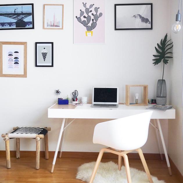 idee deco bureau chez soi hoe office maison
