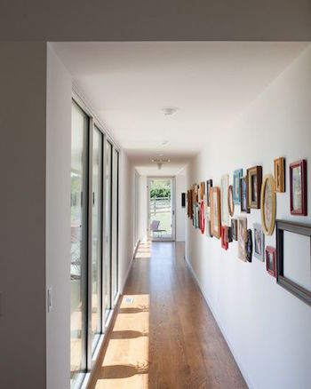 10 id es pour am nager un couloir troit - Decoration couloir long et etroit ...