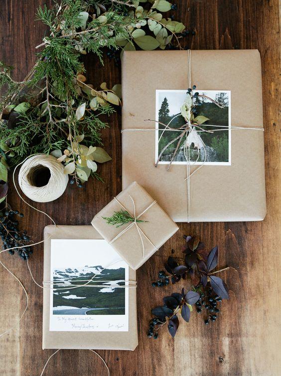Comment mettre en valeur ses souvenirs de vacances papier cadeau personnalisé