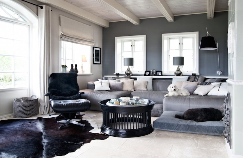 la d co bord de mer chic home tour blog deco. Black Bedroom Furniture Sets. Home Design Ideas
