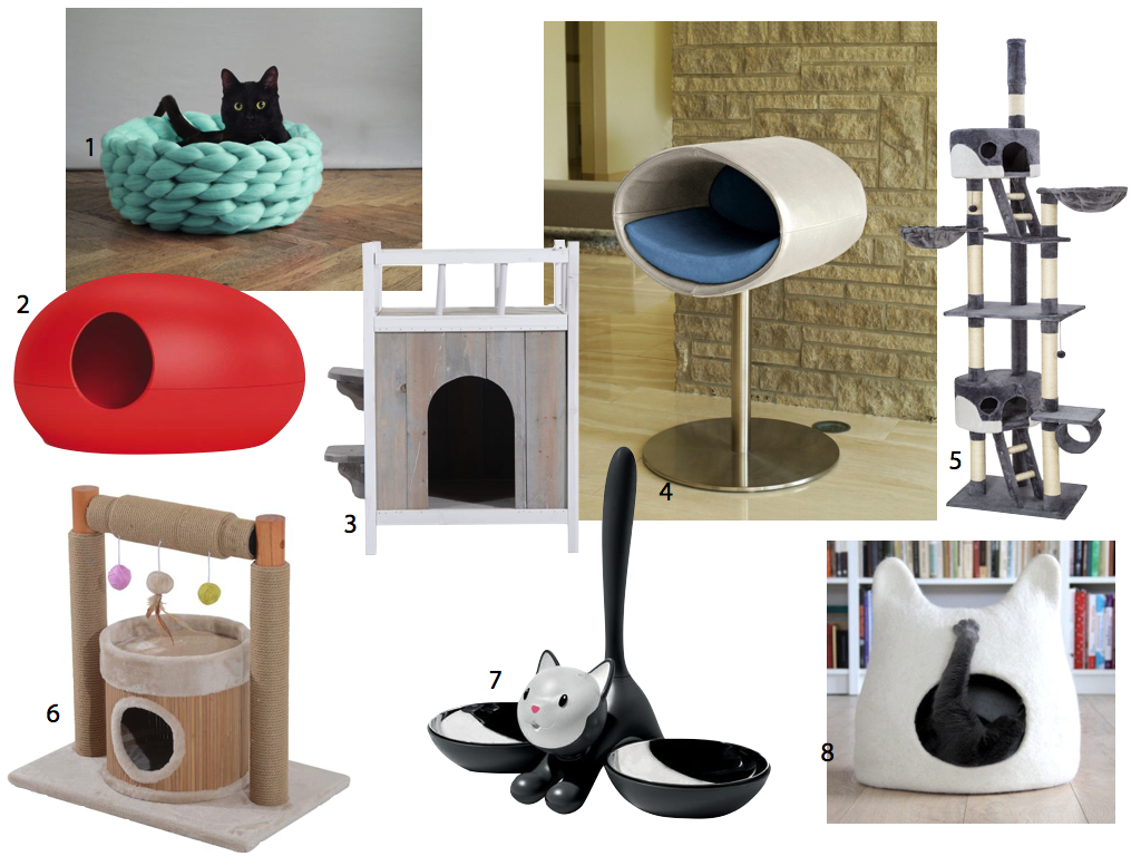 design animal le mobilier design pour nos animaux de compagnie clem. Black Bedroom Furniture Sets. Home Design Ideas