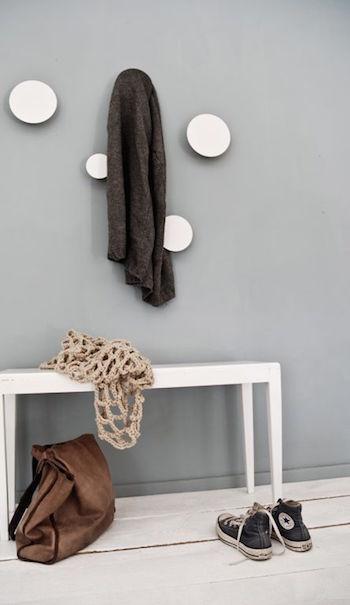 10 id es pour am nager un couloir troit blog deco. Black Bedroom Furniture Sets. Home Design Ideas