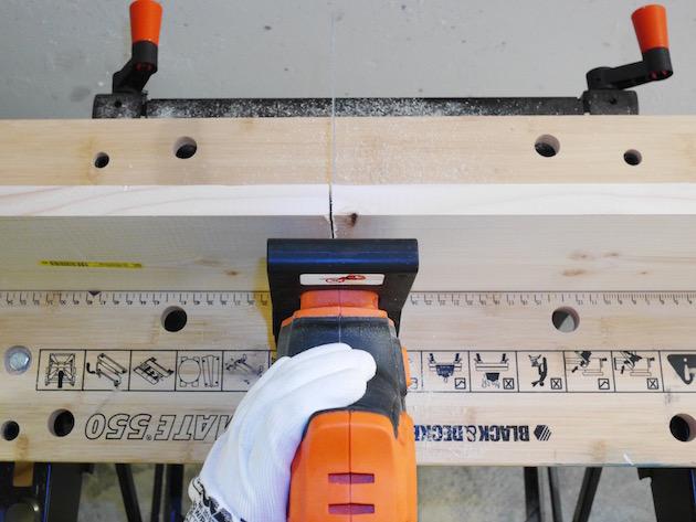 fabriquer un marque-page en bois