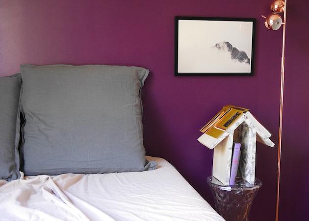 fabriquer un marque page g ant en bois blog deco diy clem atc. Black Bedroom Furniture Sets. Home Design Ideas
