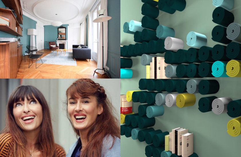 Karine et Gaelle interview des architectes GplusK - Blog Deco ...