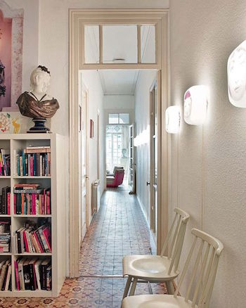 Comment Decorer Un Long Couloir Etroit  Maison Design  BahbeCom