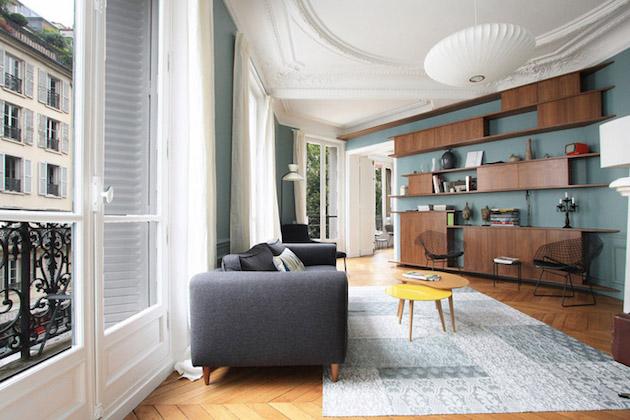 Karine et gaelle interview des architectes gplusk blog for Decoration maison france 5