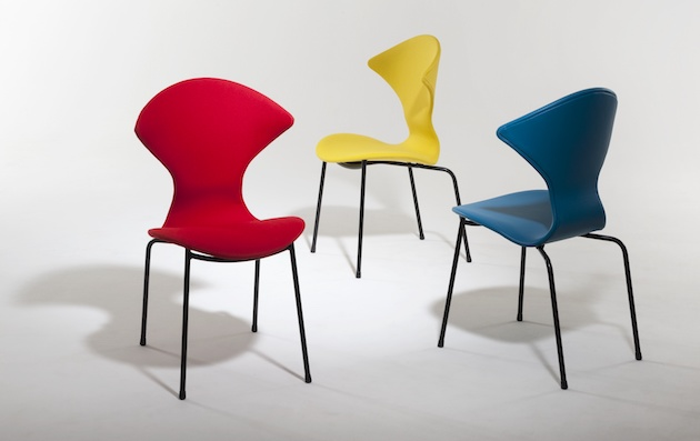Le Burov Alain Damais chaise design