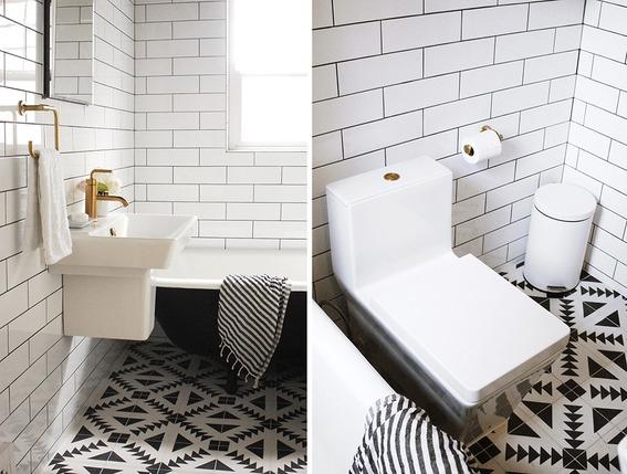 avant-apres-salle-de-bain-blanche-et-noire