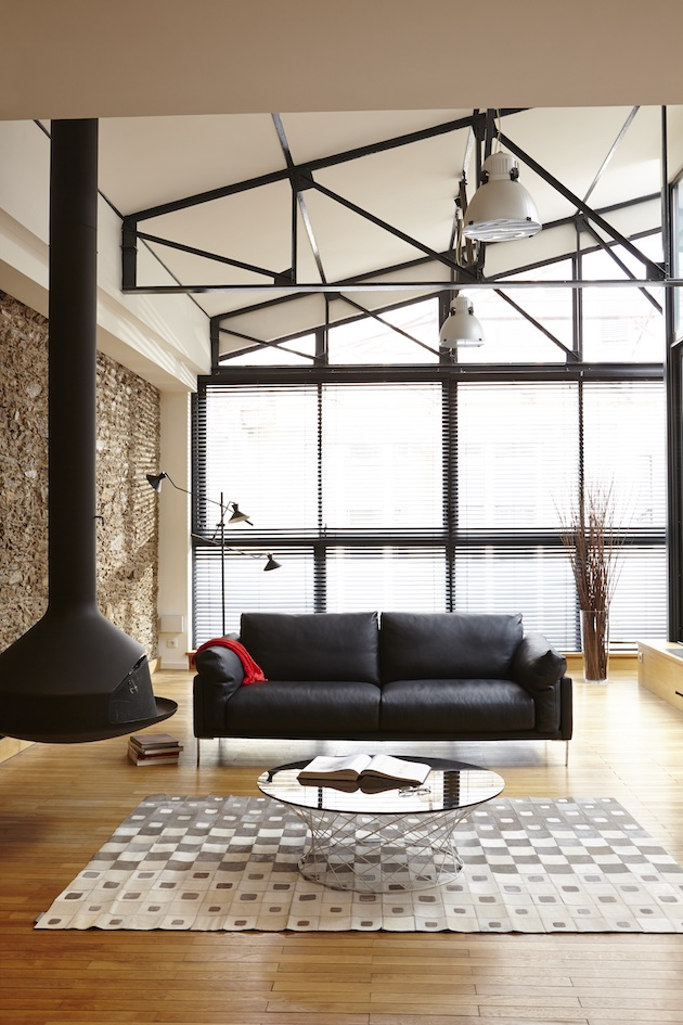 le burov d 39 alain damais blog deco design clem around. Black Bedroom Furniture Sets. Home Design Ideas