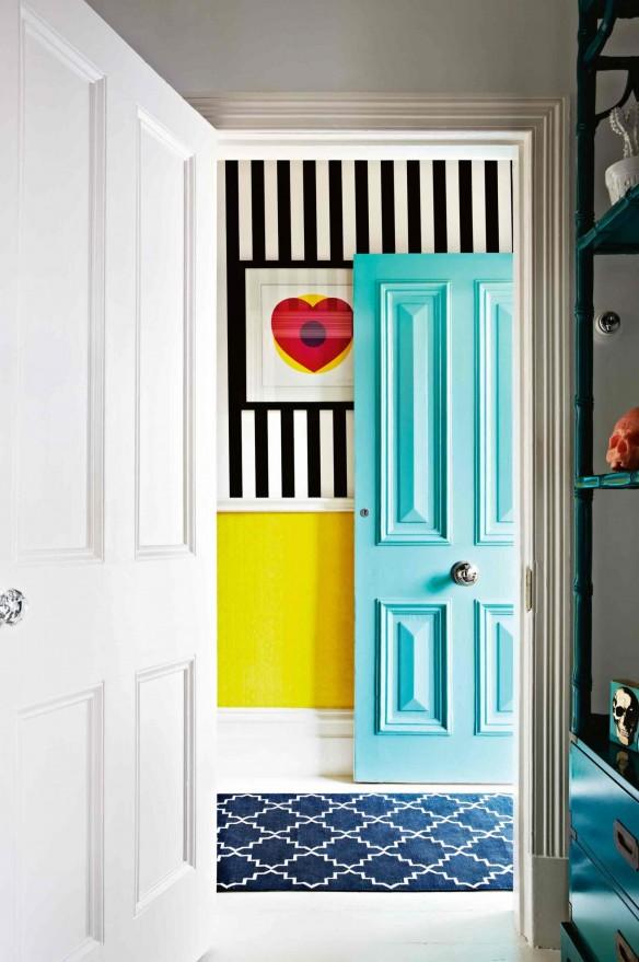 memphis design decoration coussin diy