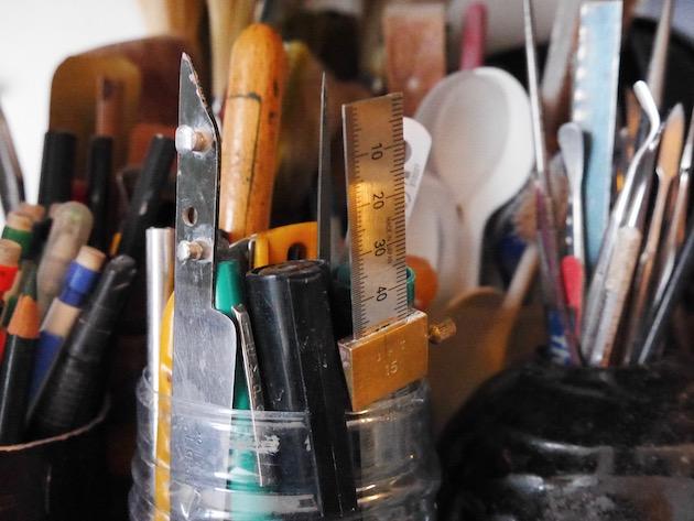 Janeth Cousin céramique grès paris métier d'art