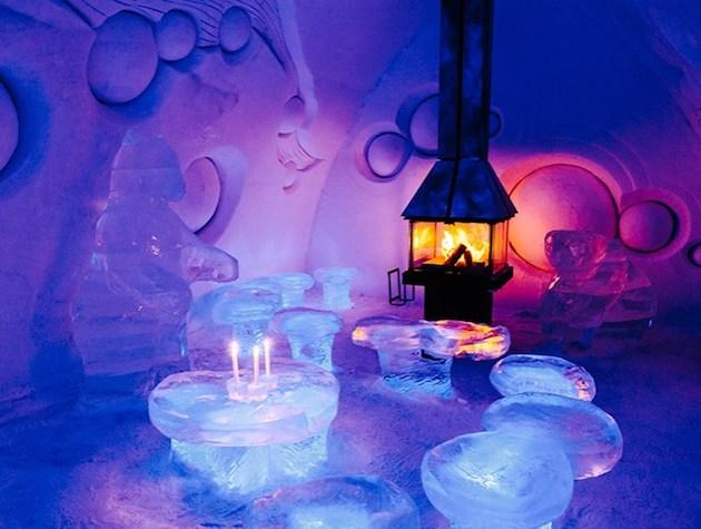 hotel de glace les plus beaux igloos du monde clem around the corner. Black Bedroom Furniture Sets. Home Design Ideas