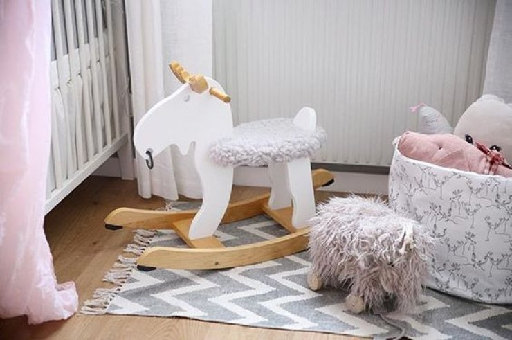 transformé l'élan scandinave IKEA enfant