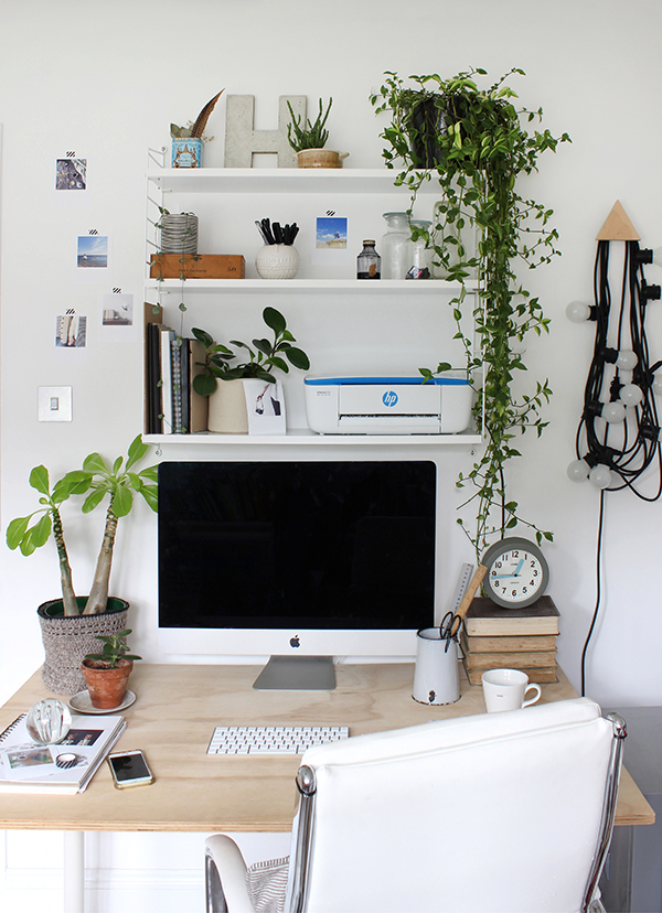 aménager un bureau chez soi conseils