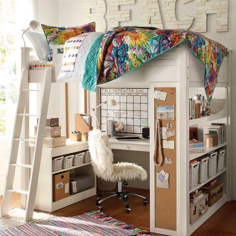 aménager un coin bureau dans un petit appartement