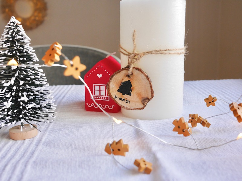 Monoprix déco collection maison noel 2017