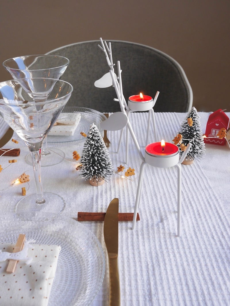 table Monoprix déco collection maison noel 2017