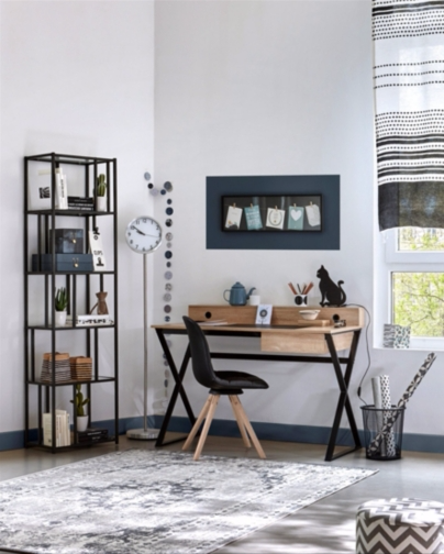 10 conseils pour am nager un bureau chez soi clem around the corner. Black Bedroom Furniture Sets. Home Design Ideas
