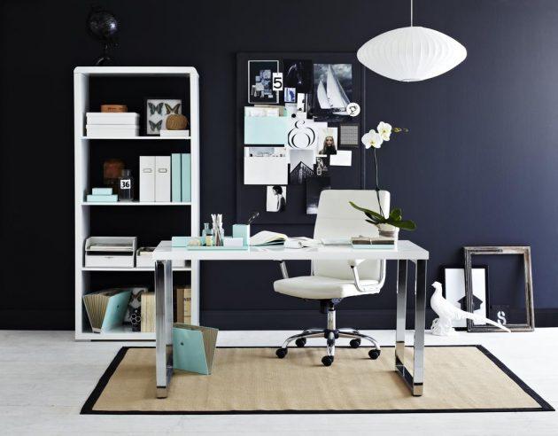 10 conseils pour am nager un bureau chez soi clem around the corner. Black Bedroom Furniture Sets. Home Design Ideas