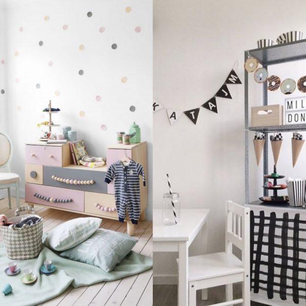 Customiser un meuble IKEA : 20 bonnes idées pour la chambre d'enfant