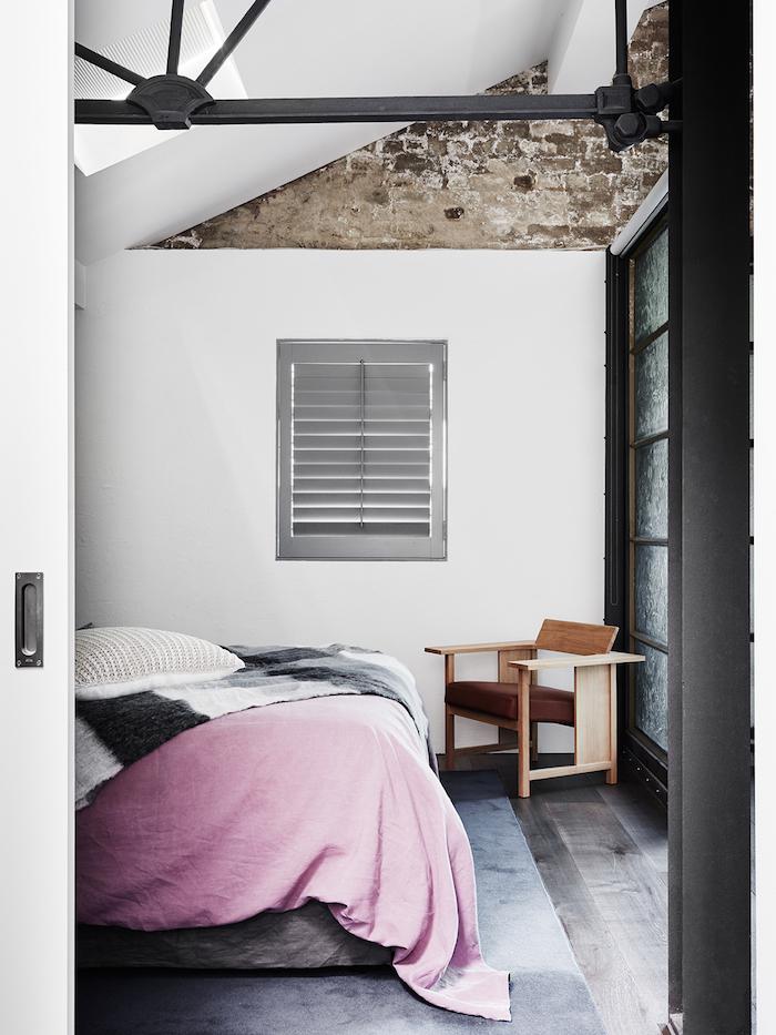 comment amenager une chambre dans un loft cosy